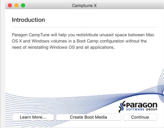 Paragon Camptune X Mac完美版特色